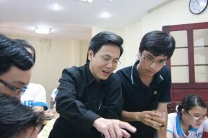 Thay Gian Tu Trung