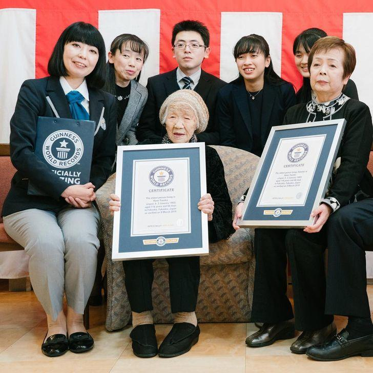Người Nhật có tuổi thọ cao nhất thế giới